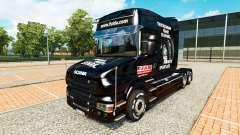 Fulda pele para caminhão Scania T