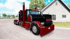 Deadpool pele para o caminhão Peterbilt 389