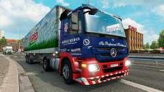 Skins para tráfego de caminhões v1.3.1 para Euro Truck Simulator 2