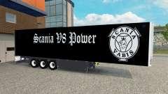 Semi-Reboque Schmitz Cargobull Scania V8