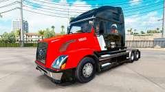 CNTL pele para a Volvo caminhões VNL 670