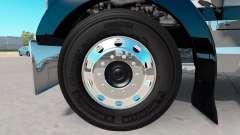 Forjadas de alumínio Alcoa rodas