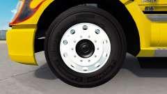 Forjadas de alumínio Alcoa rodas de v1.5