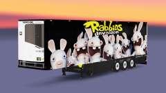 Semi-reboque frigorífico Schmitz Rabbids