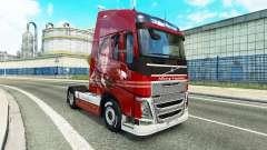 Pele De Logística na Volvo caminhões