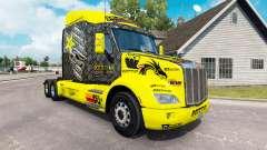 Rockstar pele da Energia para o caminhão Peterbi