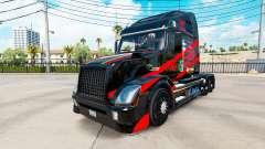 Castrol pele para a Volvo caminhões VNL 670
