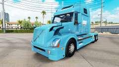 AMST pele para a Volvo caminhões VNL 670