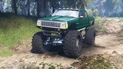 Jeep Grand Cherokee Comanche 4x4 v3.0
