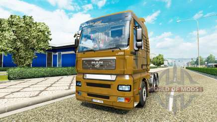 MAN TGA 18.430 para Euro Truck Simulator 2