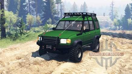 Land Rover Discovery v3.0 para Spin Tires