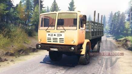 KAZ-4540 para Spin Tires