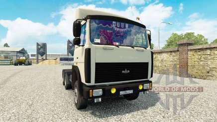 MAZ-64227 v1.9 para Euro Truck Simulator 2