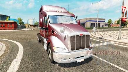 Peterbilt 387 v1.5 para Euro Truck Simulator 2