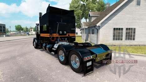 Pele SRS Nacional para o caminhão Peterbilt 389 para American Truck Simulator