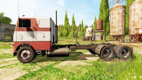 Freightliner White WF para Farming Simulator 2017