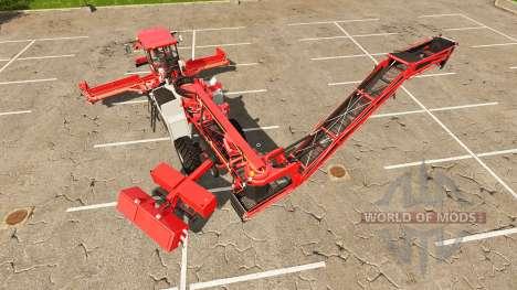 Holmer Terra Felis 2 para Farming Simulator 2017