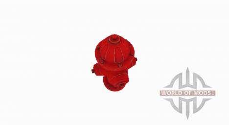 Fogo de chão hidrante para Farming Simulator 2017