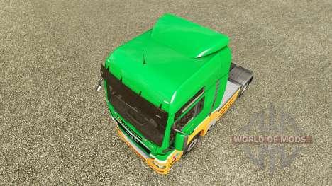 Karcag Trans pele para HOMEM caminhão para Euro Truck Simulator 2