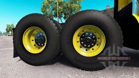 Fora-de-estrada rodas para American Truck Simulator