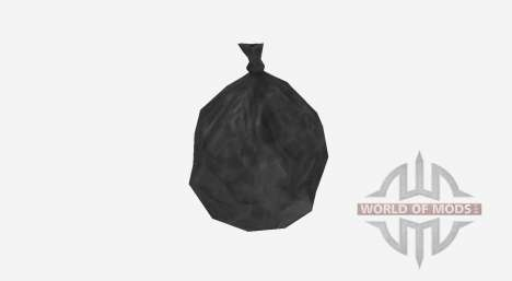 O saco de lixo para Farming Simulator 2017