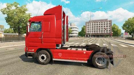 Scania 143M 500 para Euro Truck Simulator 2