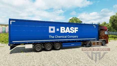 A BASF pele para reboques para Euro Truck Simulator 2