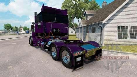 Conrad Shada pele para o caminhão Peterbilt 389 para American Truck Simulator