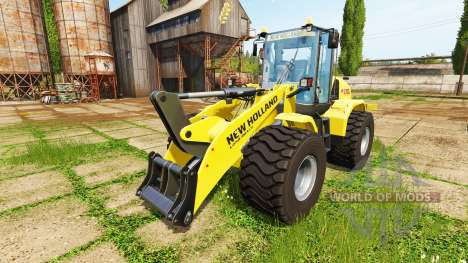 New Holland W170C para Farming Simulator 2017