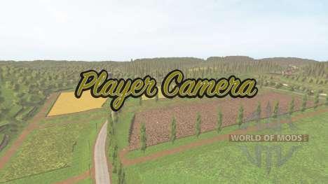 O vertical a mudança de posição da câmara para Farming Simulator 2017