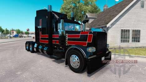 Pele JPC Rancho para o caminhão Peterbilt 389 para American Truck Simulator