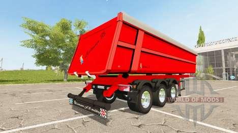 Schmitz Cargobull SKI 24 para Farming Simulator 2017