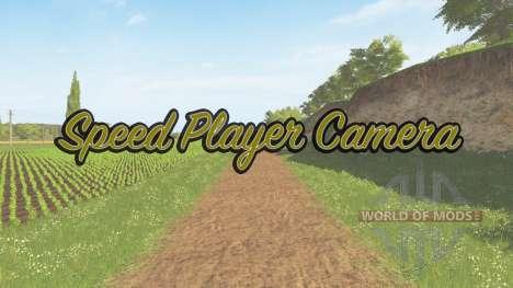De mudança de velocidade velocidade v1.1 para Farming Simulator 2017
