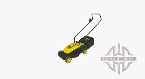 Cortador de grama a gasolina para Farming Simulator 2017