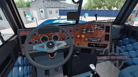 Freightliner Classic XL v3.1.3 para American Truck Simulator