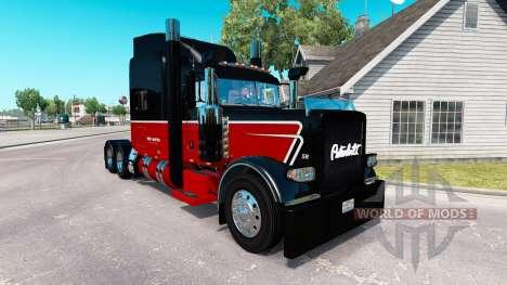 Pele Bert Importa Inc. para o caminhão Peterbilt 389 para American Truck Simulator