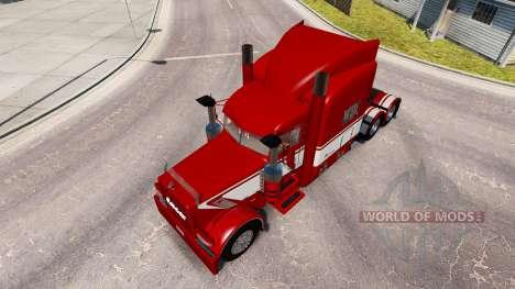 Viper2 pele para o caminhão Peterbilt 389 para American Truck Simulator