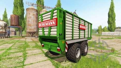 BERGMANN HTW 35 para Farming Simulator 2017