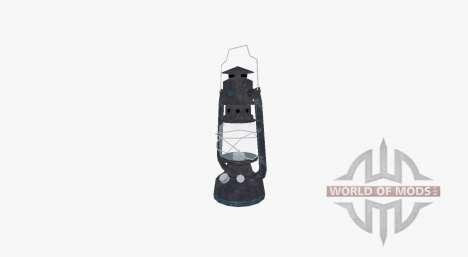 Lâmpada de querosene para Farming Simulator 2017