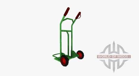 Carrinho de mão para Farming Simulator 2017