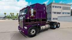 Conrad Shada pele para Kenworth K100 caminhão