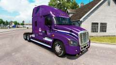 Pele Pacto trator Freightliner Cascadia