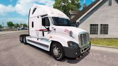 Скин P. A. M. de Transporte на Freightliner Casc