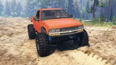 Chevrolet S-10 Crawler