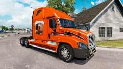 Pele SCHNEIDER caminhão Freightliner Cascadia