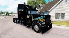 Smith Transporte de pele para o caminhão Peterbi