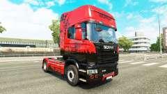 Pele de Istambul para trator Scania