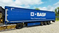 A BASF pele para reboques