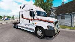 Pele METROPOLITANA de caminhão Freightliner Casc