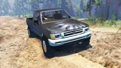 Toyota Hilux Xtra Cab 1993 para Spin Tires